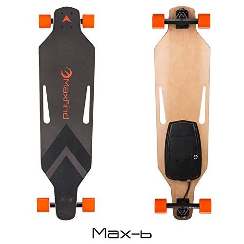 Maxfind Electric Longboard Skateboard 38