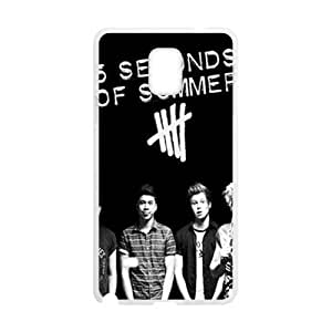 5 SECONDS OF SUMMER Phone Case for Samsung Galaxy Note4 Case