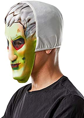 Rubies´s- Official Fortnite Brainiac Mask Disfraz, Multicolor ...