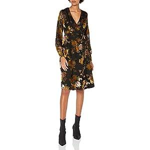 ASTR the label Women's Sonya Floral Print Midi Dress