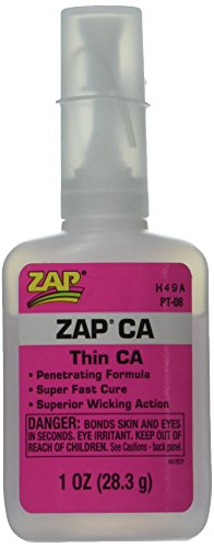 zap thin ca glue - 2
