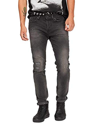 Nero Uomo Basic Gas Jeanss Anders zPBqOw