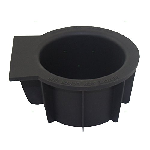 Front Center Console Cup Holder Drink Insert Replacement for Ford Expedition F-150 Pickup Truck Lincoln Mark LT Navigator 2L1Z7813562AAA