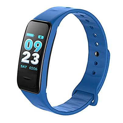 DMMDHR Smart Bracelet Fitness Tracker Activity Heart Rate Monitor Wristbands Health Bracelet Pedometer Band Smart Watch Men Estimated Price £79.80 -