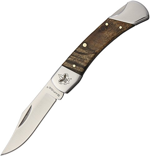 Sarge Knives SK-144 Premium Lock Back Pocket Knife with 2-1/4-Inch Stainless Blade