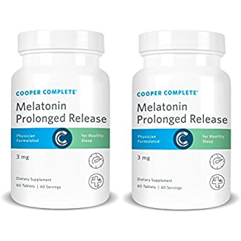 Amazon.com: Melatonina Extended Release 3 mg – Melatonina 3 ...