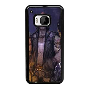 HTC One M9 Cell Phone Case Black Akuma street fighter ST1YL6701296