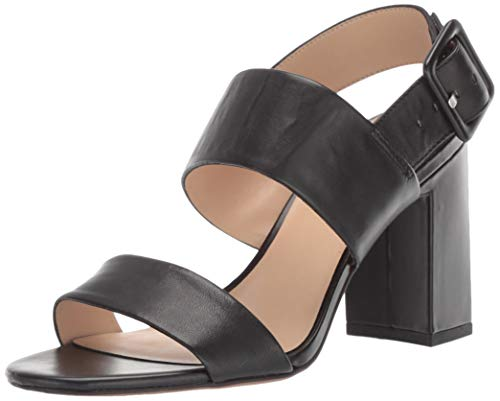 Franco Sarto Women's FIDELMA Heeled Sandal Black 8 M US from Franco Sarto