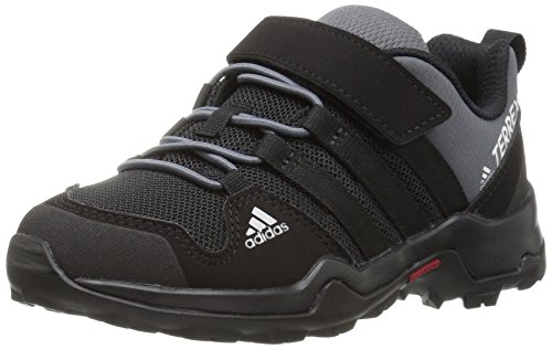 adidas outdoor Kids' Terrex AX2R CF Lace-up Shoe, Black/Black/Onix, 3.5 M US Big - Shoes Kids Focus