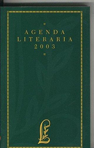 Agenda Literaria 2003: Amazon.es: Theodor Fontane: Libros