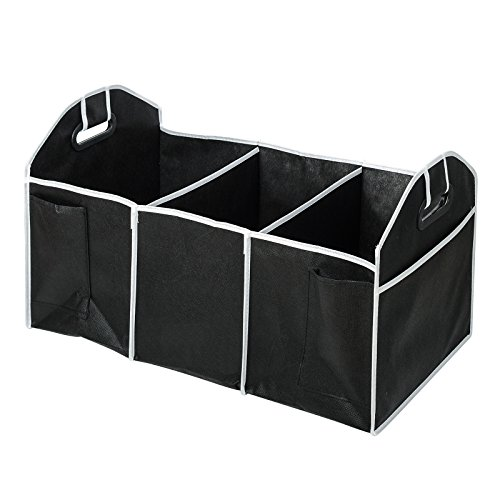 Folding Cargo Bag For Car Trunks Collapsible - 2
