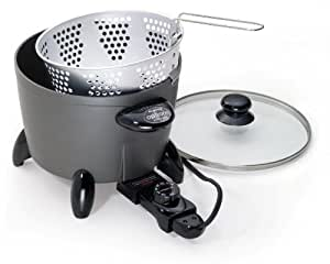 Presto 06003 Options Electric Multi-Cooker/Steamer