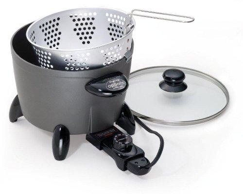 Presto 06003 Options Electric Multi-Cooker/Steamer (Presto Kitchen Kettle compare prices)