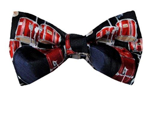 - PBTN-183 - Drums Pre-Tied Bow Tie