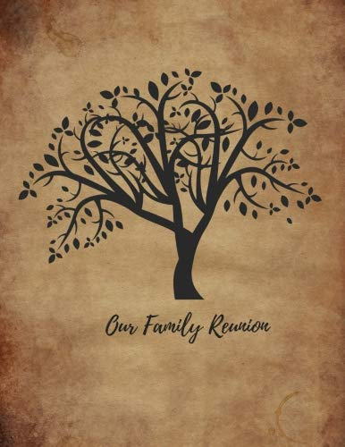 (Family Reunion Guest Book: Family)
