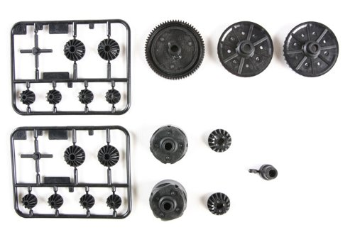 Tamiya RC spare parts No.1531 SP.1531 TT-02 G parts (gear) 51531