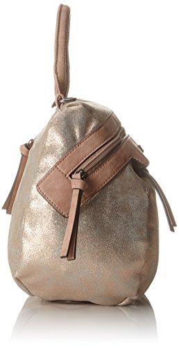 H Comb femme Gold cm Copper Cartables Ava Bowling Tamaris B Bag 25x14x26 T x q7xw4R4A