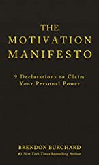 """The Motivation Manifesto is a poetic and powerful call to reclaim our lives and find our own personal freedom. It's a triumphant work that transcends the title, lifting the reader from mere motivation into a soaringly purposeful and meaningf..."