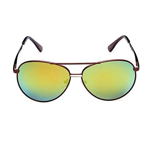 Lunettes Mengonee de Lunettes plein air Metal polarisantes lunettes Frame protection femmes Coolsir en Lunettes UV400 5 conduite PHw8qPr