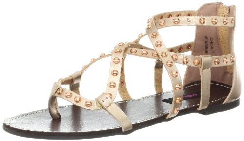 Dollhouse Womens Rosegold Gladiator Gladiator Sandal Rosegold Womens Dollhouse Sandal r8nWr74gB
