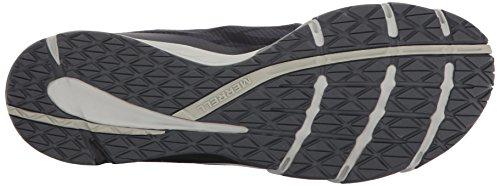 Access black Flex Bare Scarpe Merrell Nero Running Uomo silver 74pxqw05