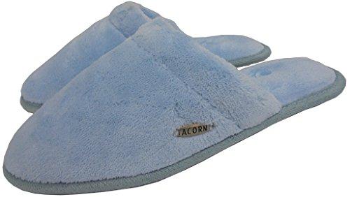 Acorn Womens Micro Terry Scuff Bathhouse Slipper
