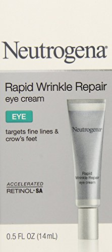 Neutrogena Rapid Wrinkle Repair Eye, 0.5 Ounce (Pack of 2)