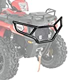 14-19 POLARIS SPORTS570: Polaris Genuine Accessories Front Brush Guard (Black)