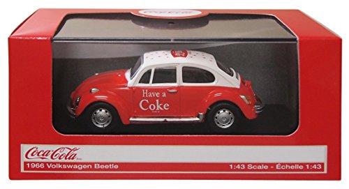 Motor city classics 1966 Red Volkswagen Beetle