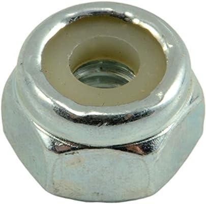 8-32-Inch Hard-to-Find Fastener 014973284633 Coarse Nylon Insert Lock Nuts 100-Piece