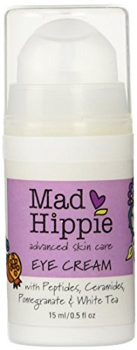 MAD HIPPIE EYE CRM,ANTI-OXIDNT/PEPT, .5 OZ by Mad Hippie