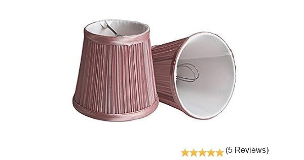Splink 2 piezas retras lámpara E12/E14 techo/mesa o tambor piso ...