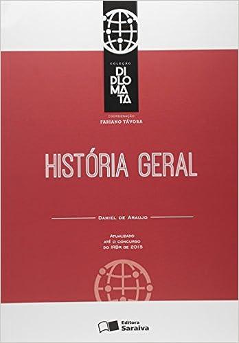 9a107a64549 História Geral - Coleção Diplomata - 9788502623729 - Livros na Amazon Brasil