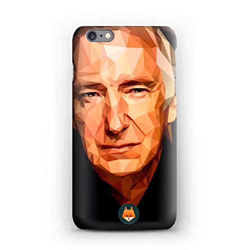 Compatible Low Poly Portrait Soft Gel Case/Replacement for, if Applicable for iPhone 6s Plus]()