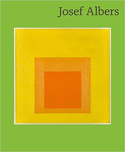 Josef Albers No Tricks No Twinkling of the Eyes
