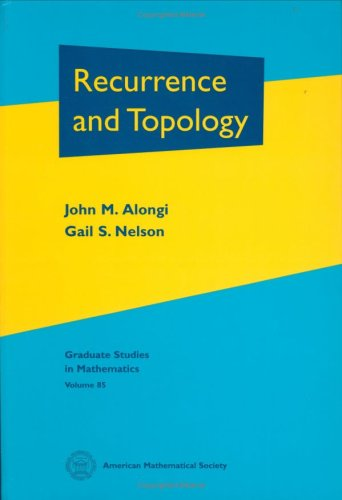 Recurrence and Topology (Graduate Studies in Mathematics)