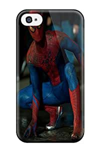 Fashionable KAAeJDP6856PqZNI Iphone 4/4s Case Cover For The Amazing Spider-man 68 Protective Case