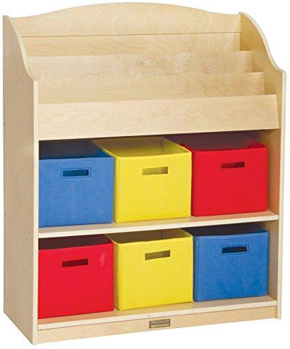 Guidecraft Book & Bin Storage Set ()