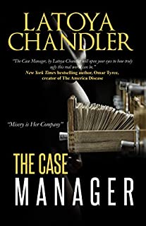 Book Cover: The Case Manager: Shattered Lives Series