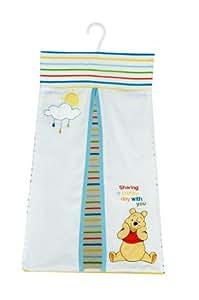 Disney - Bolsa para pañales, diseño Winnie the Pooh