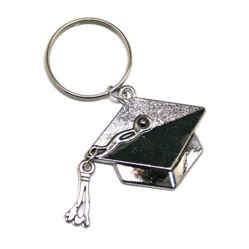 Graduation Key - Fun Express Metal Graduation Cap Keychains