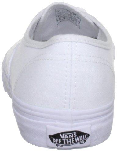 Vans Authentic, Zapatillas De Lona Infantil, Blanco (True White), 25 EU