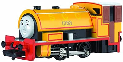 Bachmann Trains Thomas And Friends - Ben Engine With Moving Eyes from Bachmann Industries Inc.