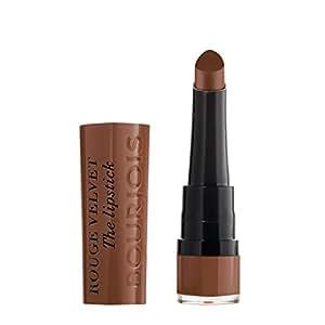 Bourjois Rouge Velvet The Lipstick 14 Brownette, 2.4g - 0.08oz