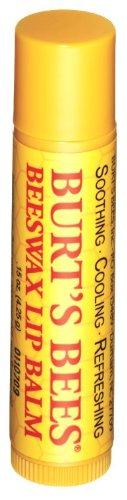 Les abeilles cire d'abeille Baume pour les lèvres Burt Tube, Tubes .15 once (pack de 4)