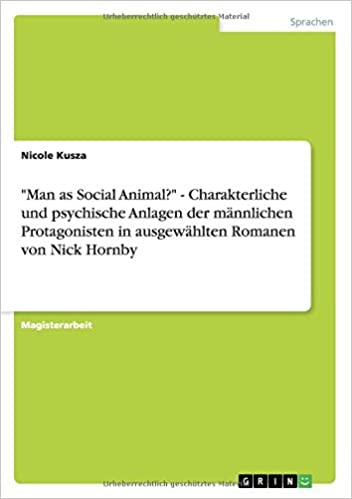 man as social animal