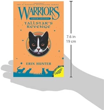 Warriors Warriors Super Edition Tallstar S Revenge Amazon Co Uk