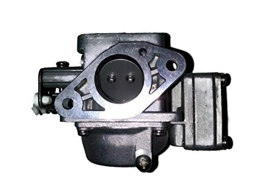 Outboard Motor Carburetor 3K9 for Tohatsu Nissan 2-Stroke 9.8HP M9.8 Replaces 3B2-03200-1 and 3G0-03200