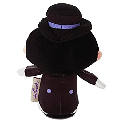 Hallmark Itty Bittys Limited Edition Penguin Stuffed Animal: Toys & Games