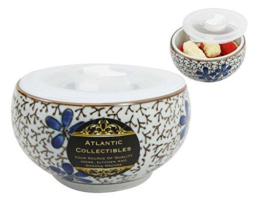 Japanese Ceramic Container - 5